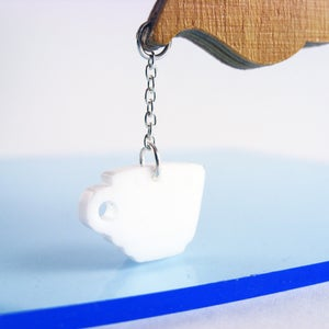 Image of Teapot & Cup brooch