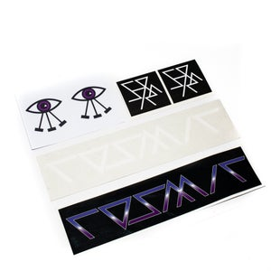 Image of Cosmic Sticker Pack