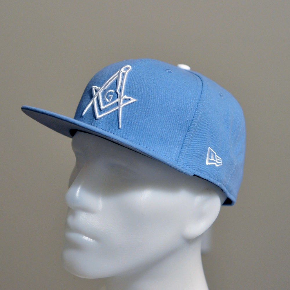 Image of Sky Blue fitted 59Fifty