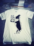 "Image of HC ""Lou Dog Barking"" Tee"