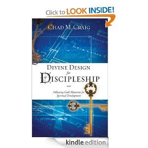 Image of Divine Design for Discipleship via Amazon - KINDLE EDITION