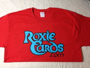 Image of Roxie Cards Logo Shirt Preorder