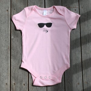 Image of Baby Classic Girl Pink One Piece