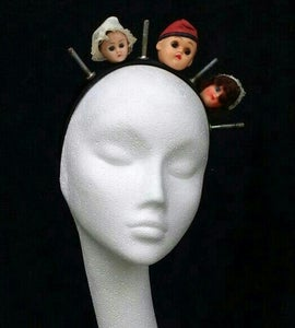 Image of Heads n Nails Headpiece