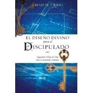 Image of EL DISEÑO DIVINO PARA EL DISCIPULADO - Paperback