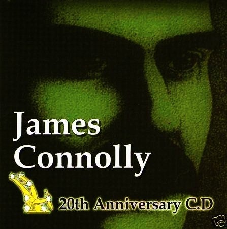 Image of James Connolly March 20th Anniversary CD