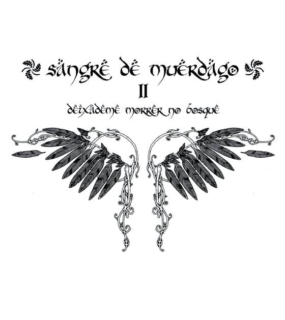 Image of Sangre de Muerdago - Deixame Morrer no Bosque - Double LP