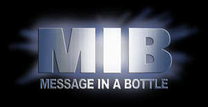 Image of M.I.B. Message in a Bottle
