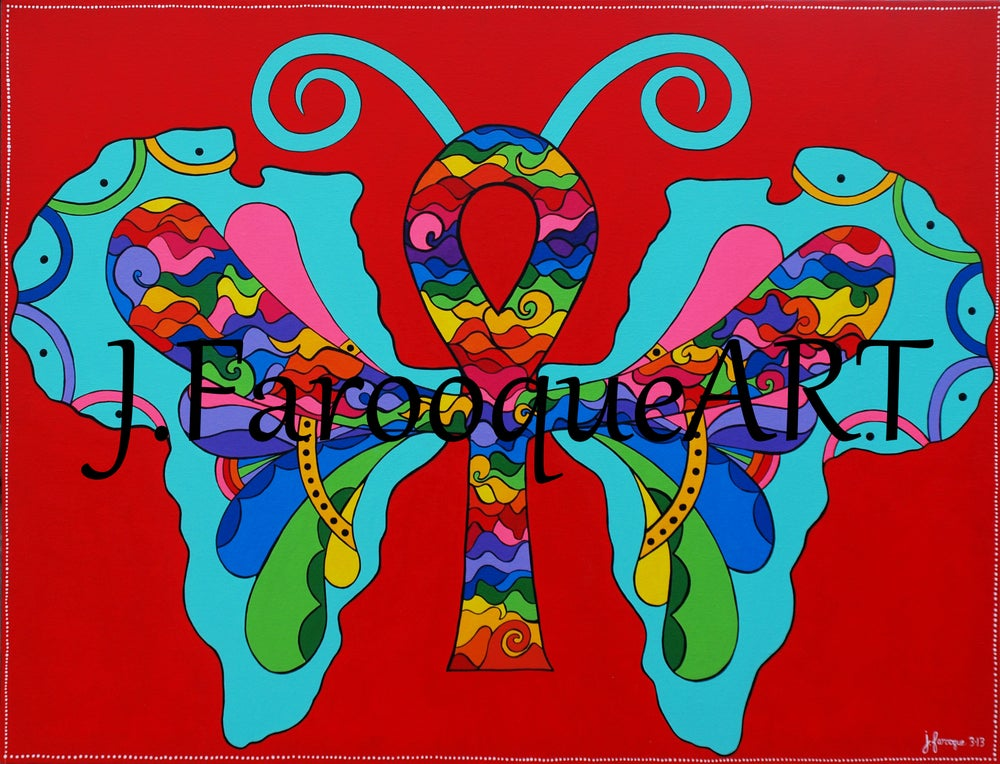 """Image of """"We Are All Related"""" Poster Print"""