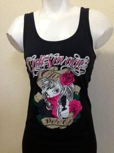 Image of Ladies - Ojo Por Ojo Tank