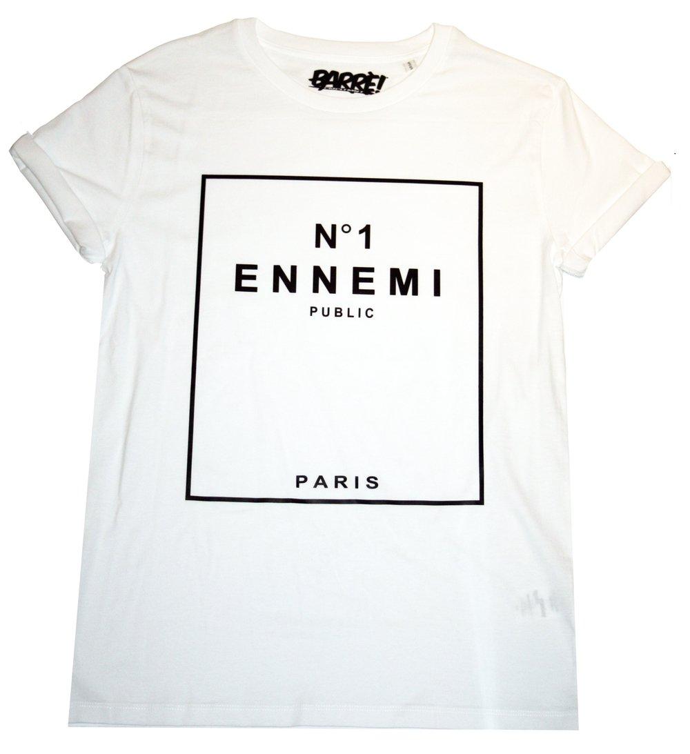 Image of ENNEMI PUBLIC N°1 WHT