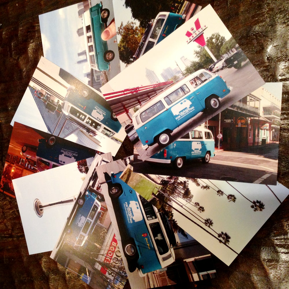 Image of Ten City Postcard Set