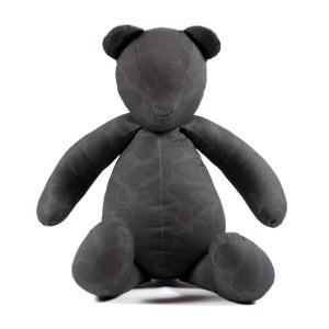 Image of TDL GHOST CAMO BEAR: PRE-ORDER (BLACK)
