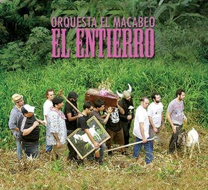 "Image of CD ""El entierro"" (2011)"