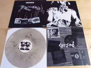 Image of CURSED - the rest LP