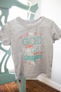 Image of Ephesians 3:20 Youth T-Shirt