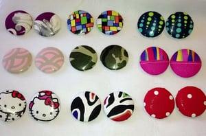 Image of Stud Earrings