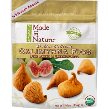 Organic Made In Nature Figs