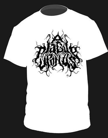 Image of White Logo Tee Shirt