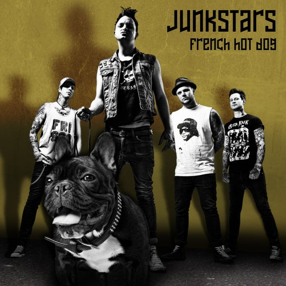 Image of Junkstars - French Hot Dog (CD)