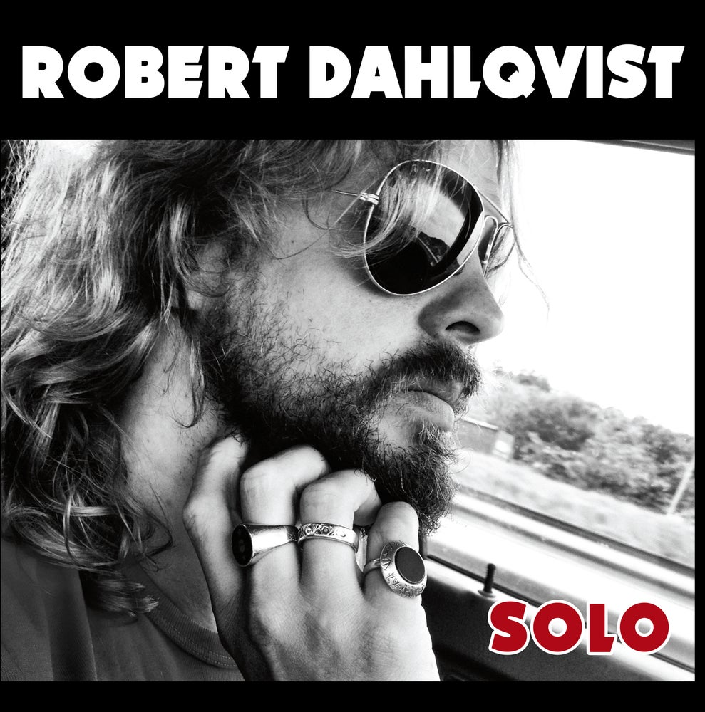 Image of Robert Dahlqvist - Solo (CD)