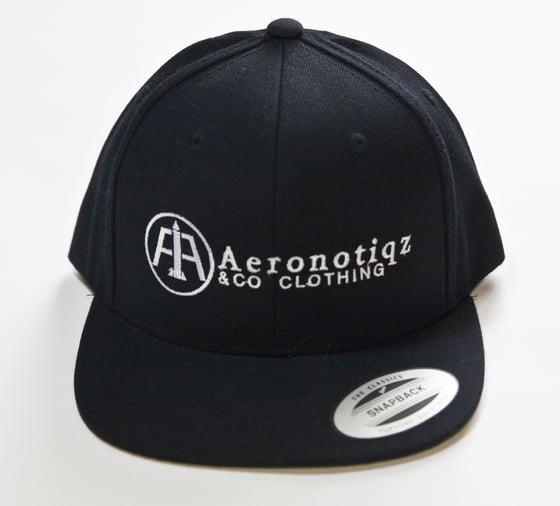 Image of Black Aero &Co. Snapback