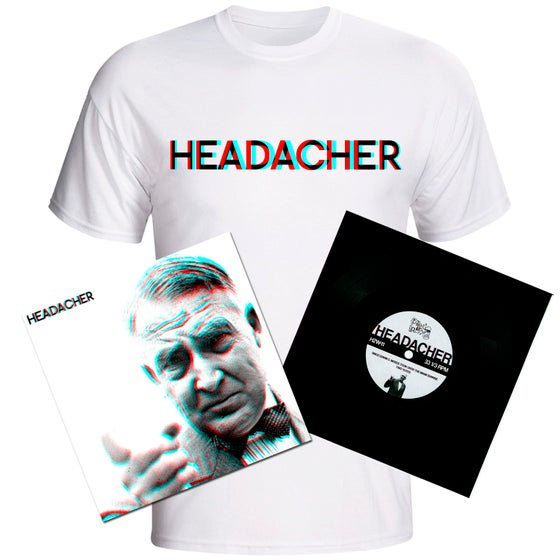 Image of Headacher - Flexi + Shirt Bundle