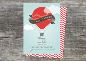 Image of Baby Shower Invitation Collection (15)