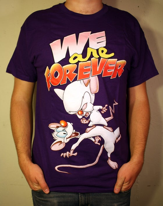 Image of Pinky and the Brain shirt