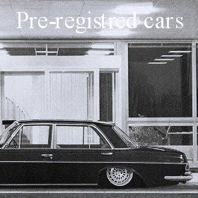 Image of Pre-Registered Vehicles