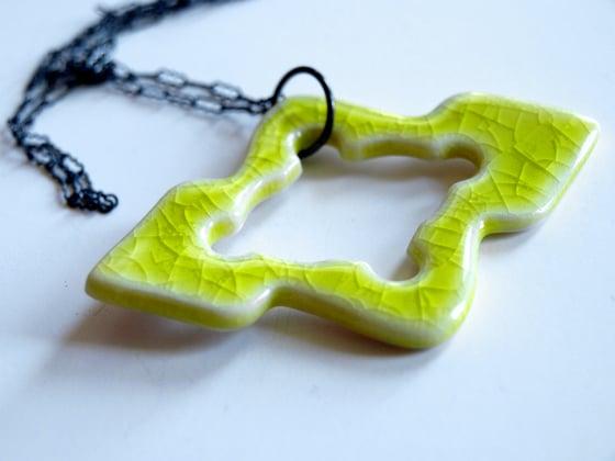 Image of Damask Necklace