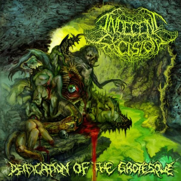 Image of CD - Deification of the Grotesque