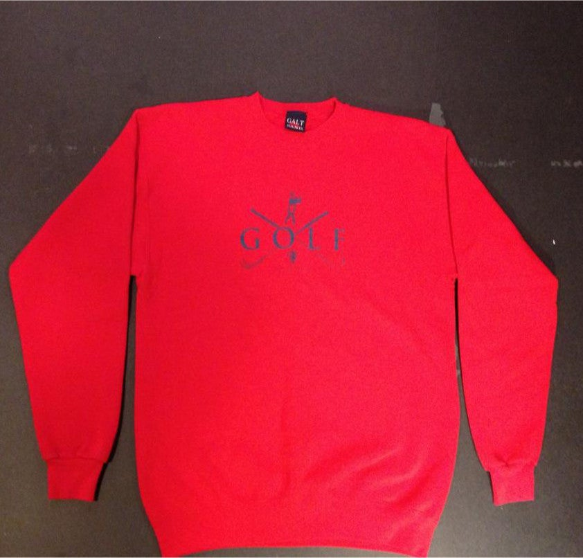 Image of golf sweatshirt