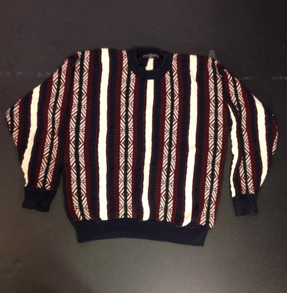 Image of patterned sweater