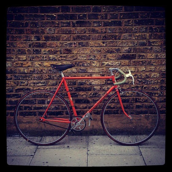 Image of 56cm Rory O'Brien Road Path Bicycle c.1950s