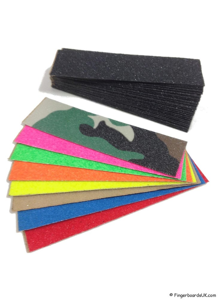 Image of Fingerboards UK Fingerboard Silica Carbide Grit Tape