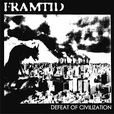 Image of FRAMTID - Defeat of Civilization LP