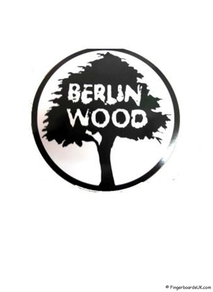 Image of BerlinWood Sticker