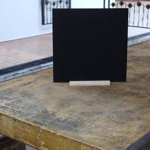 Medium Chalkboard in a Slot