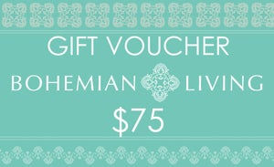 Image of $75 Gift Voucher