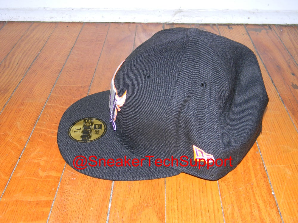 Image of New Era AHL San Antonio Rampage Fitted Hat