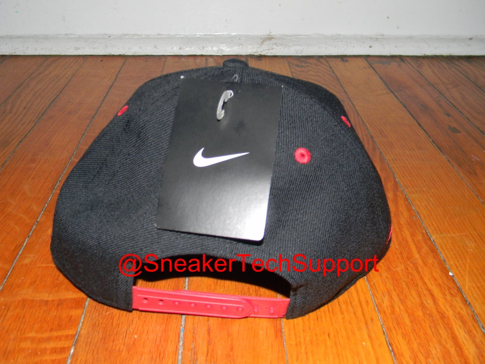 Image of Nike Fighter Jet Snapback Hat