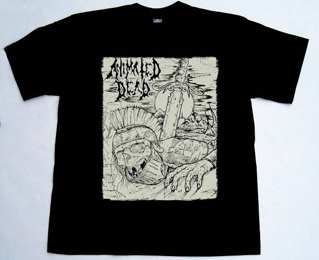 Image of Animated Dead - Tombs of Carnage T-Shirt