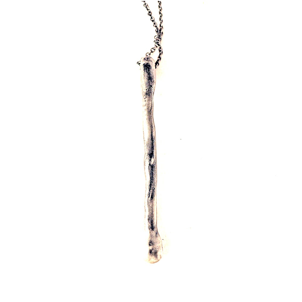 Image of large drip necklace - SHORT