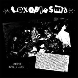 Image of [TC090] Toxoplasma - Demos 81/82 LP