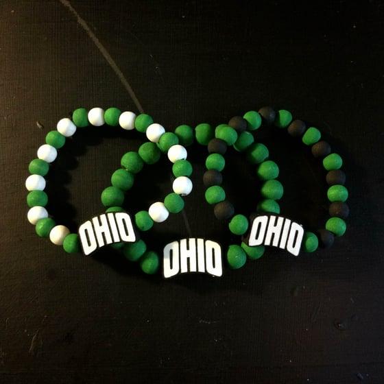 Image of OU Letters Logo Bracelet