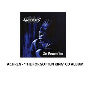 Image of The Forgotten King CD