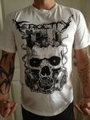 """Image of """"White Skull"""" T-shirt"""