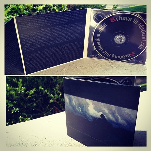 Image of Beyond All Light CD