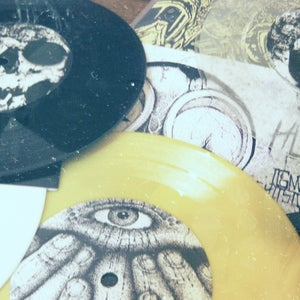 "Image of This Septic Isle | 7"" split 2013 (LOW STOCK)"
